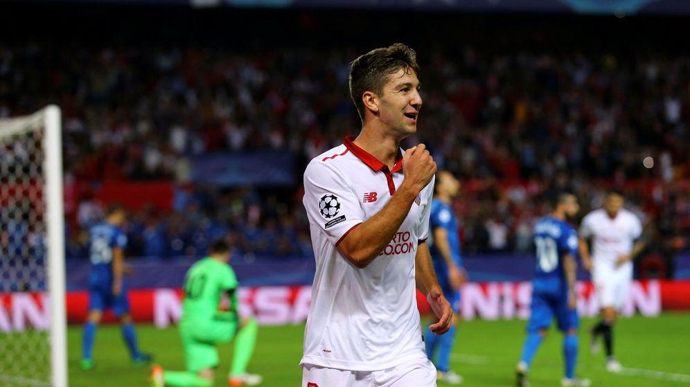 Foto: Sevilla v dinamo zagreb - champions league