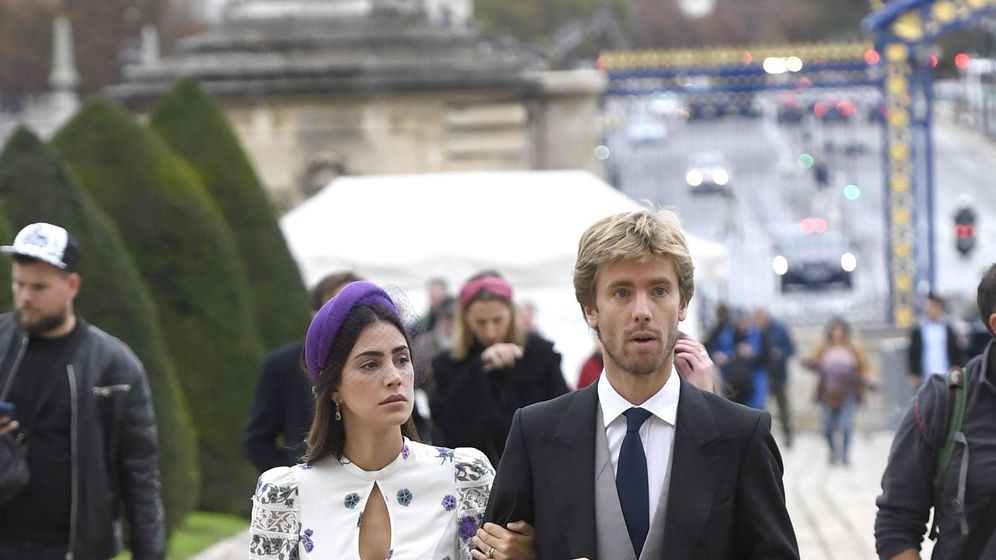 Foto: Christian von Hannover y Alessandra de Osma. (Cordon Press)