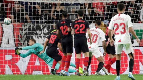 Atlético de Madrid - Sevilla en directo: resumen, goles y resultado