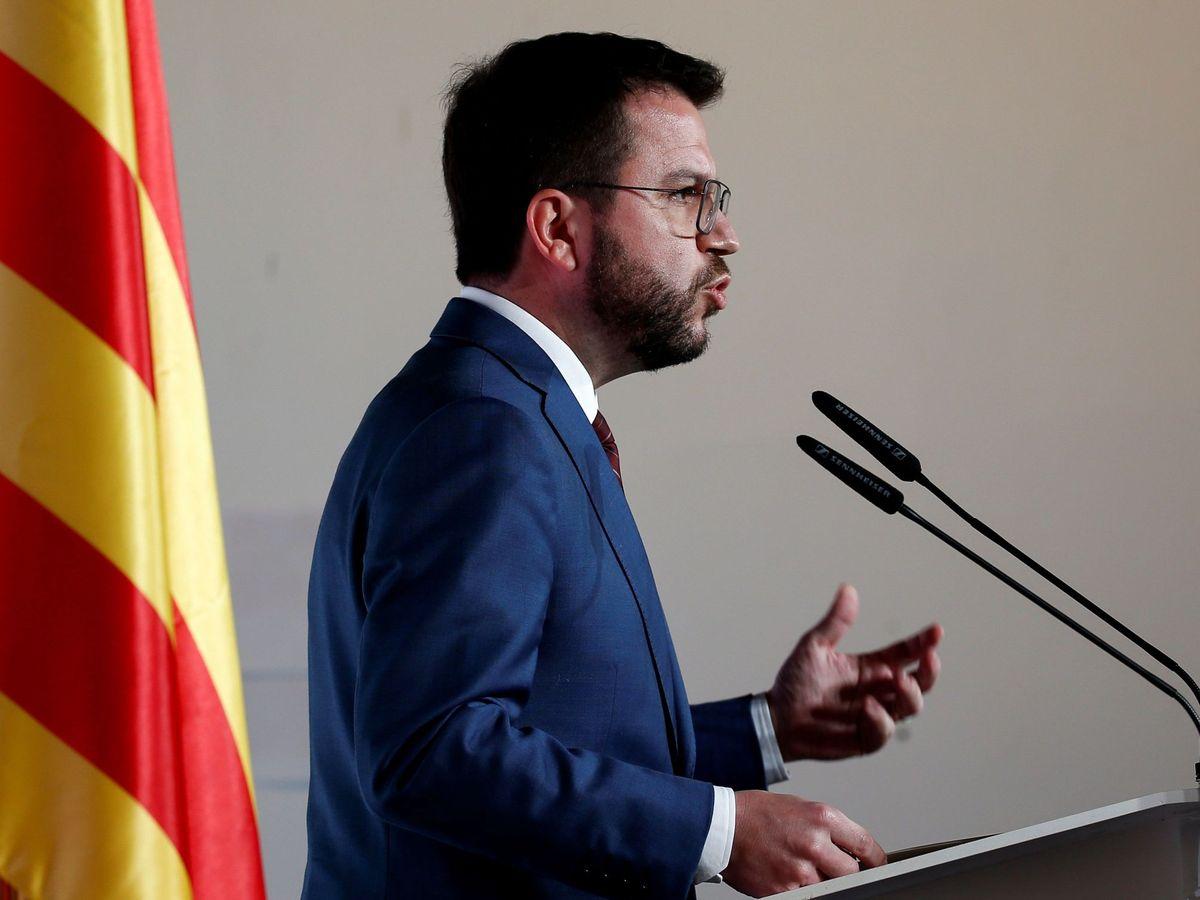 Foto: Pere Aragonès.