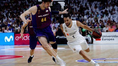 Barça Lassa - Real Madrid: horario y dónde ver en TV y 'online' la final de la Liga ACB