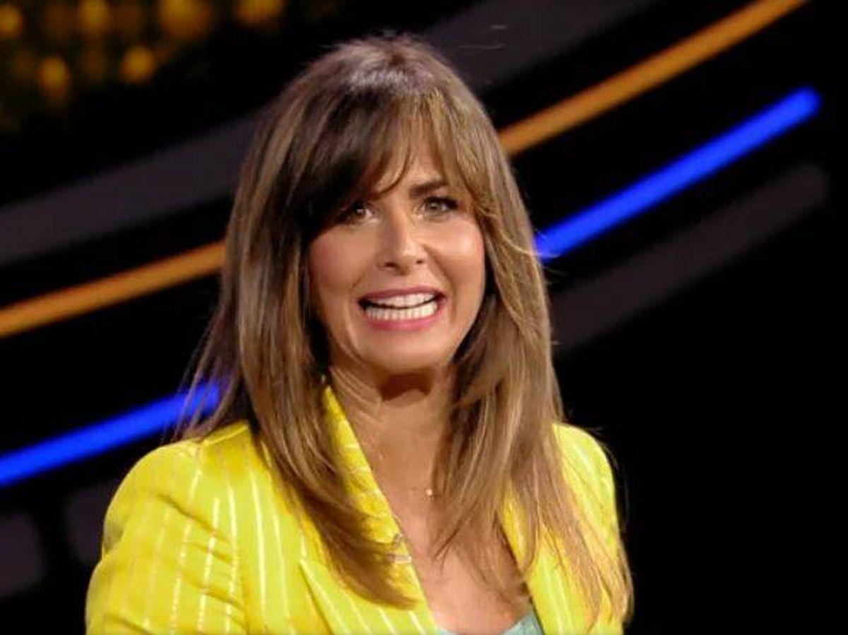 Foto: Nuria Roca, presentadora de 'Family Feud'. (Atresmedia Televisión)