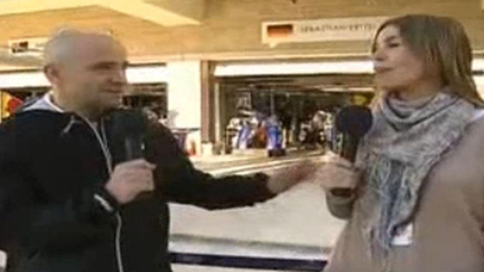 La 'proposición indecente' de Antonio Lobato a Nira Juanco