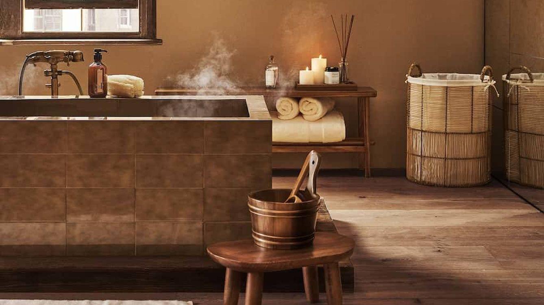 Zara Home te mima a la hora del baño y convierte tu aseo en una delicia