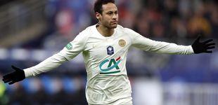 Post de El PSG admite que negocia para vender a Neymar y no lo convoca