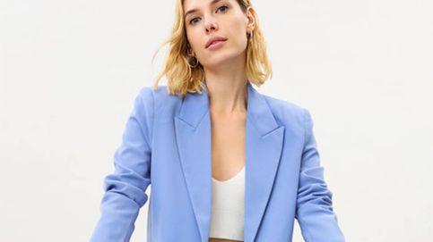 Cuatro blazers oversize de Mango, Lefties, Zara y H&M para renovar tus básicos