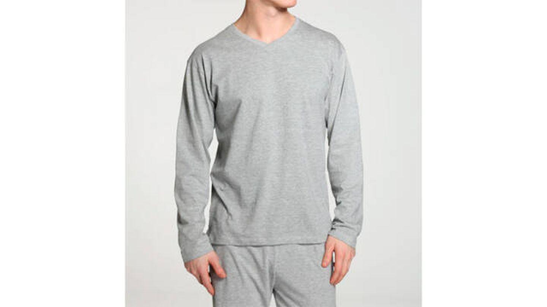 Camiseta de pijama de hombre Punto Blanco