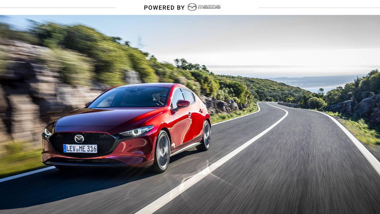 Foto: El Mazda3 será el primer vehículo en incorporar los motores Skyactiv-X.