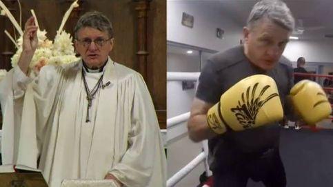 Dave Smith, un cura y boxeador a partes iguales