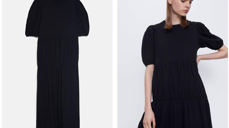 El vestido de 8 euros de Zara (Cortesía)