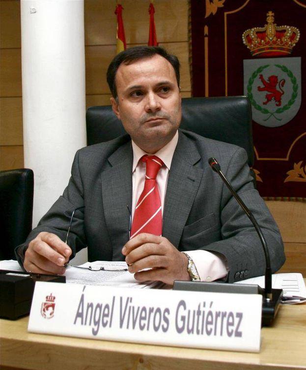 Foto: Ángel Viveros, alcalde socialista de Coslada