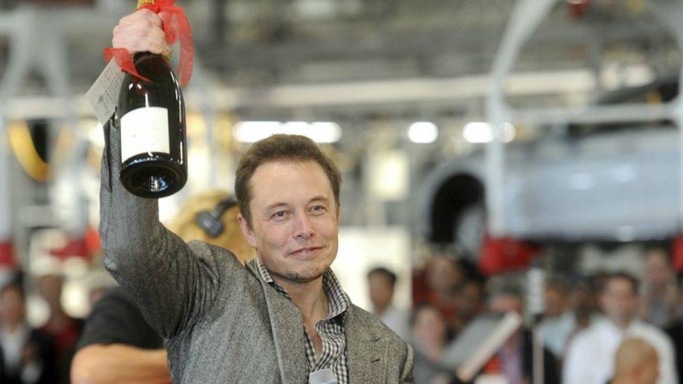 El mes dorado de Elon Musk