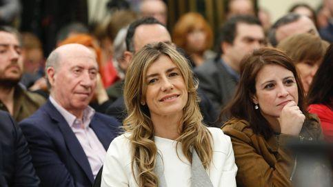Begoña Gómez, más Preysler que nunca en la presentación del libro de Sánchez