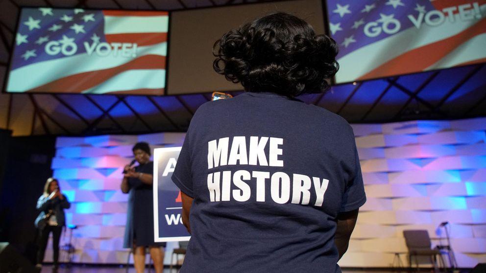 Una de cada dos mujeres candidatas gana en las 'midterms': los datos detrás de su victoria