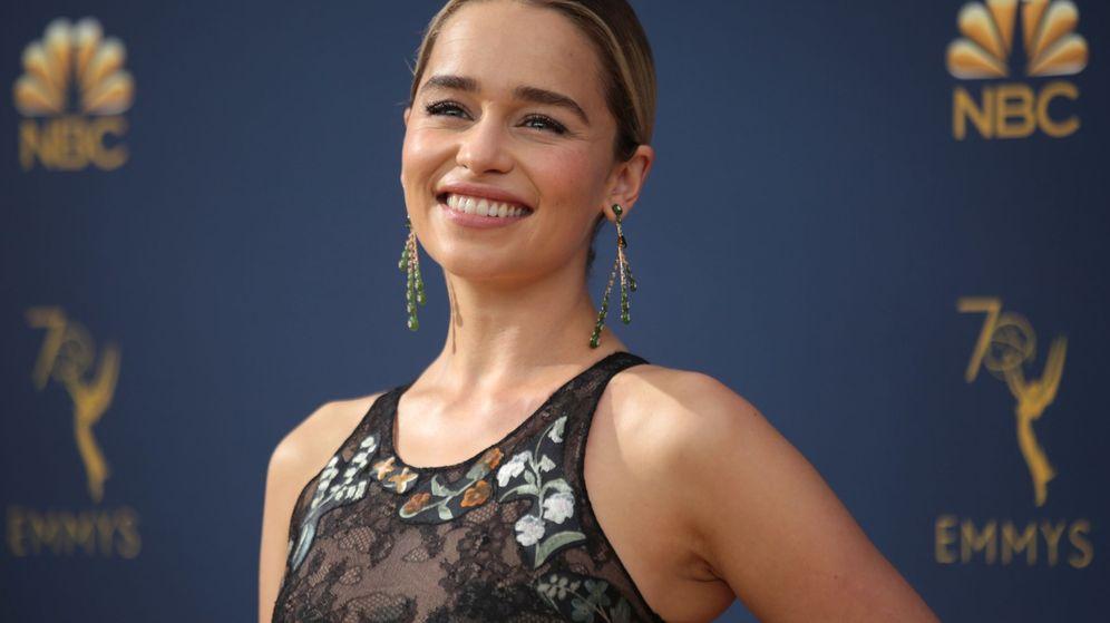 Foto: Emilia Clarke en una imagen del septiembre pasado en Los Ángeles. (Reuters)