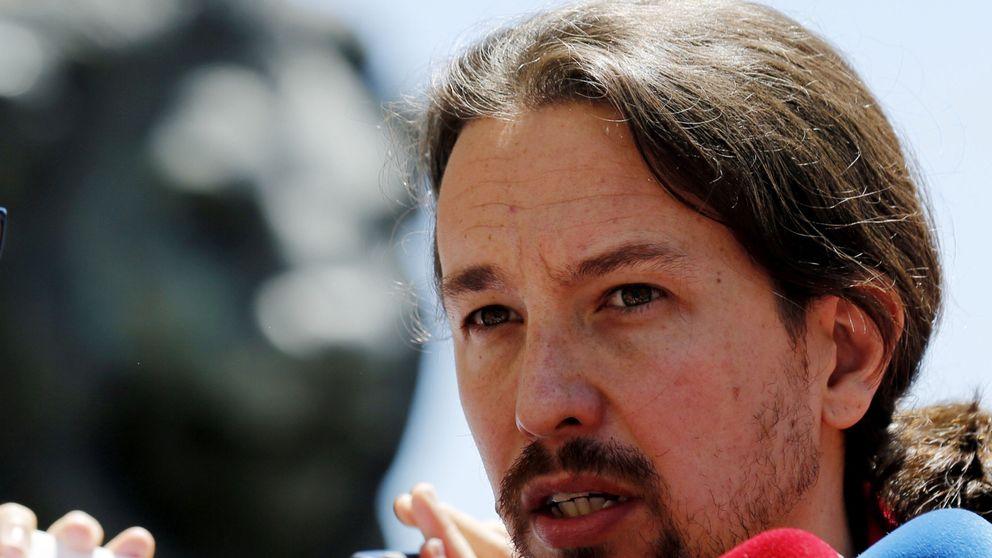 Iglesias llama anacronismo a la propuesta del PSOE para Cataluña
