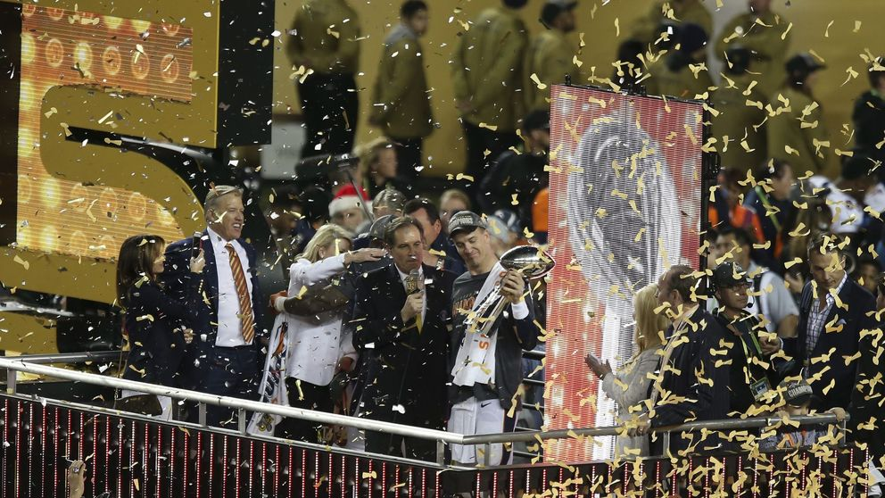 Las mejores imágenes del título de los Denver Broncos en la 50ª Super Bowl