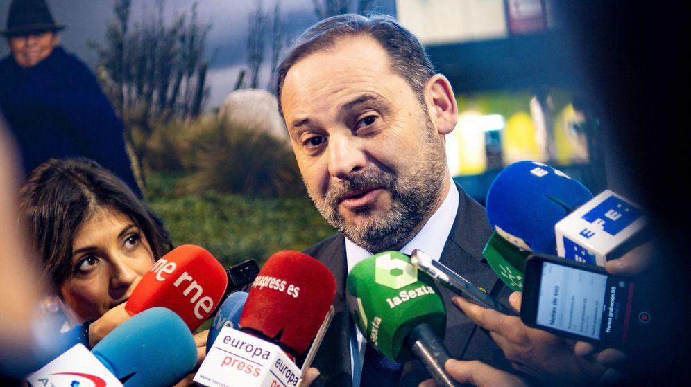 Foto: El secretario de Organización del PSOE y ministro de Fomento. (EFE)