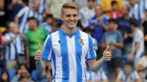 El plan de Odegaard en la Real Sociedad y la promesa a Florentino Pérez