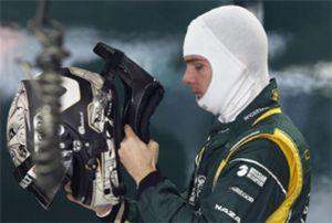 Van der Garde será el compañero de Pic en el equipo Caterham