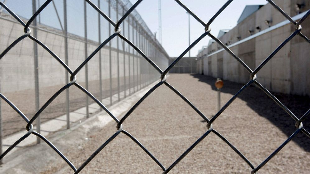 Foto: Centro penitenciario de Estremera. (EFE)