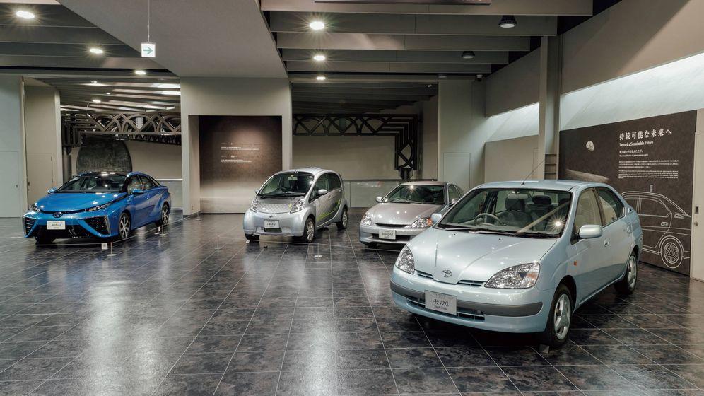Foto: El Prius y el concepto híbrido forman una parte importante de la historia de Toyota.