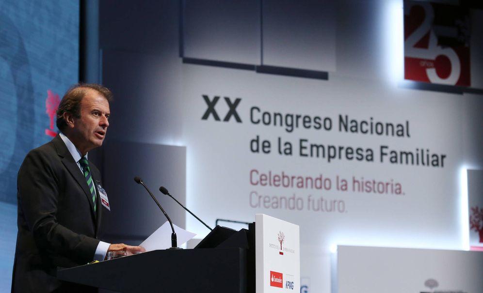 Foto: Ignacio Osborne, consejero delegado del Grupo Osborne y presidente del Instituto de la Empresa Familiar.