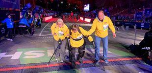 Post de Una mujer con parálisis completa el Maratón de Nueva York gracias a un exoesqueleto