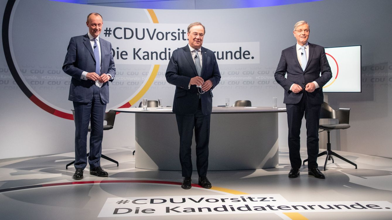Las primarias conservadoras dan inicio al fin de la era Merkel: ¿quién llenará su vacío?