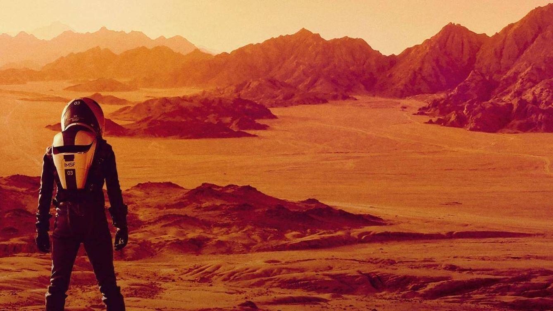 Científicos y expertos analizan las nuevas series sobre Marte: Más ciencia que ficción