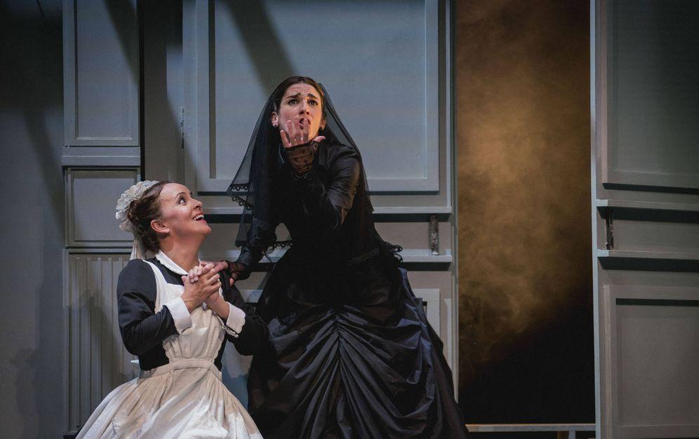 Foto: La CNTC estrena en Almagro 'La dama duende' (J. Alberto Puertas)