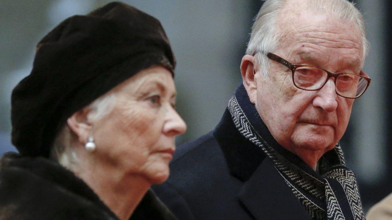 Foto: Alberto y Paola de los belgas, en una imagen de archivo (Efe)