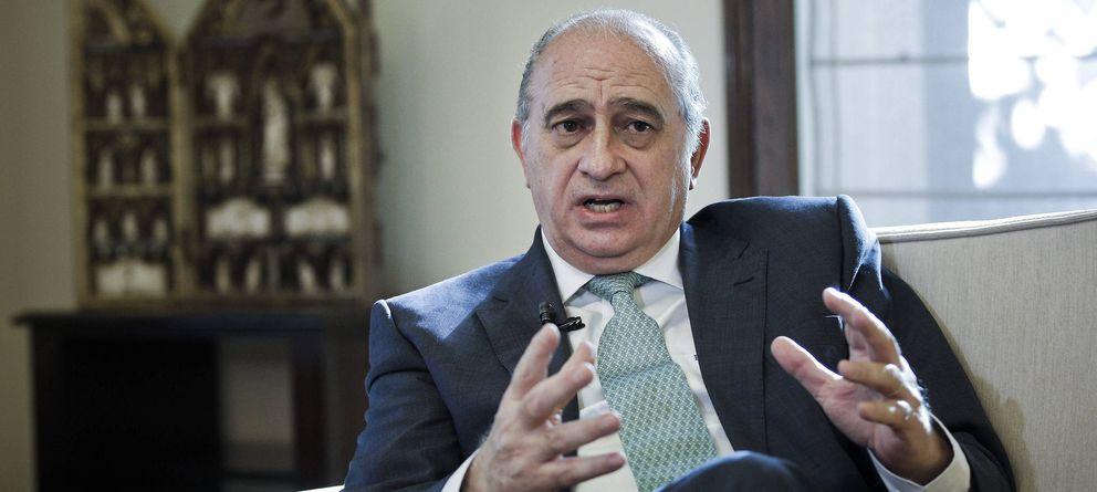 Foto: El ministro del Interior, Jorge Fernández Díaz (Efe)
