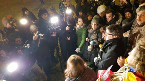 """La soledad de Puigdemont en sus """"100 días en el exilio"""" belga"""