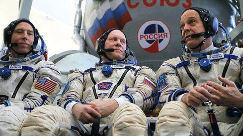 Así es una despedida en la Estación Espacial Internacional