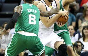 Marc Gasol hunde a los Celtics en su peor inicio desde 1969