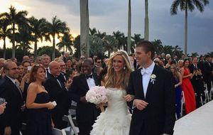 Así ha sido la boda de Eric Trump, hijo del multimillonario empresario Donald Trump