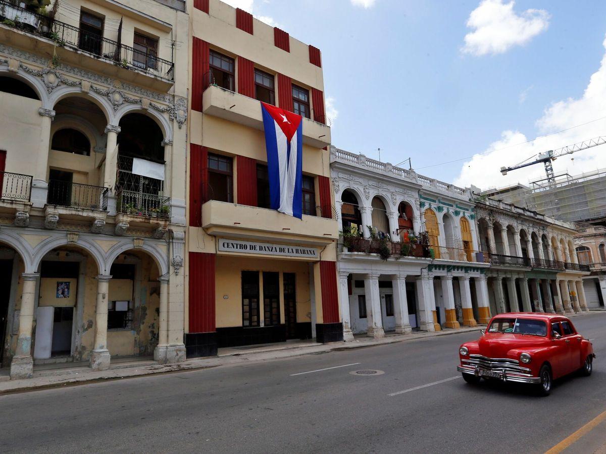 Foto: Una calle de La Habana, a mediados de julio. (EFE)