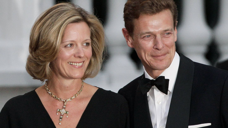James y Julia Ogilvi. (Getty Images)