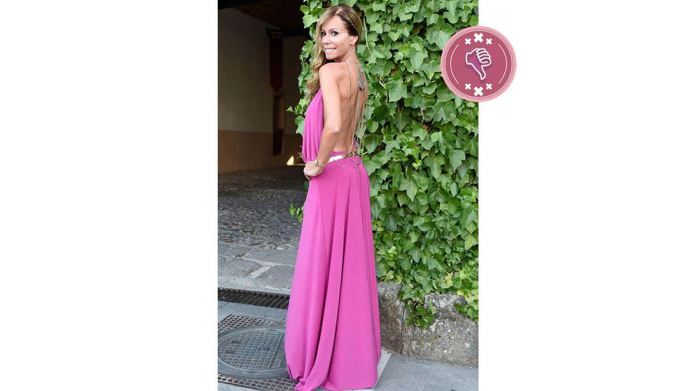 De Chayo Mohedano a Lara Dibildos: las mejor y peor vestidas de la boda de Rocío Carrasco