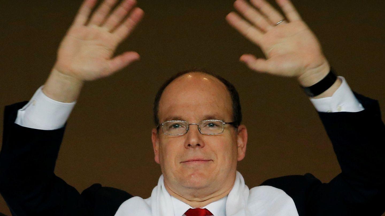 El príncipe Alberto, en una imagen de archivo. (Reuters)