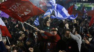 Grecia y la pedrada de David