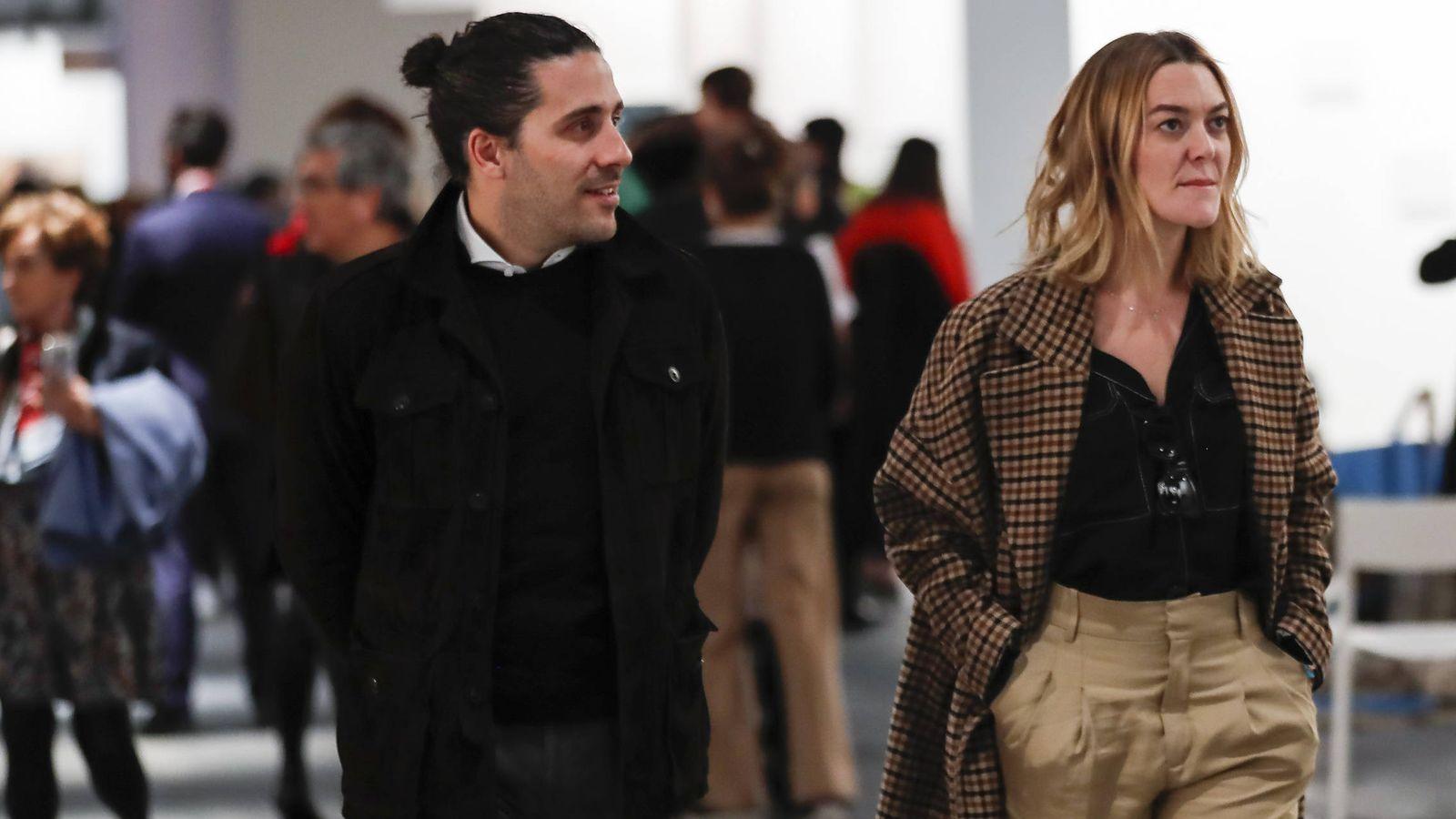 Foto: Marta Ortega y Carlos Torretta visitan ARCO. (Gtres)