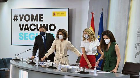 El Gobierno celebra el gesto importante de Junqueras por ir en la dirección correcta