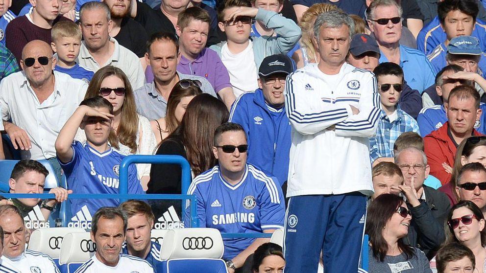 Mourinho confirma el interés del Chelsea en fichar a Cesc Fábregas
