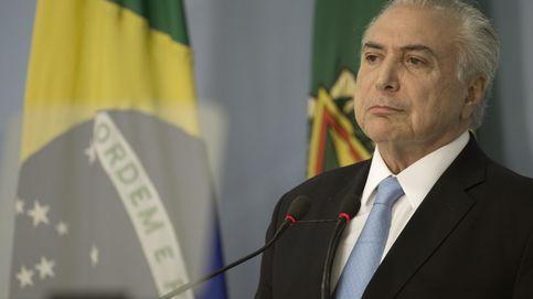 El presidente de Brasil se libra del juicio por corrupción gracias al apoyo del Congreso