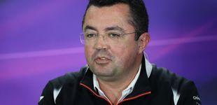 Post de Bomba en McLaren: dimite Eric Boullier y se reestructura su organigrama