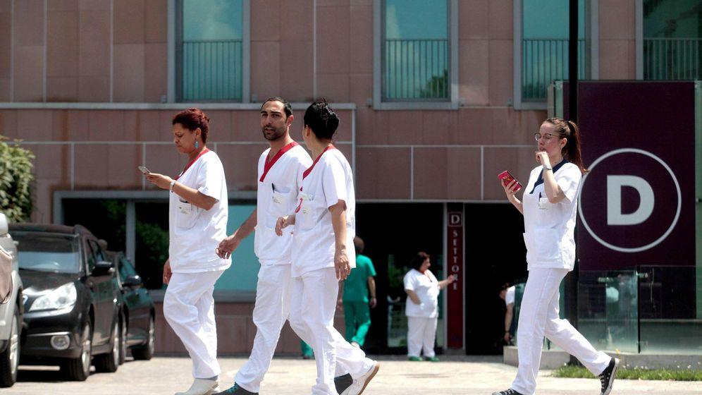Foto: Los enfermeros podrán prescribir medicamentos (EFE/Mourad Balti Touati)