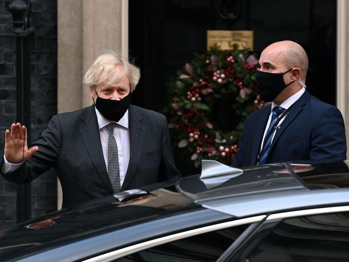 Foto: El primer ministro, Boris Johnson. (EFE)