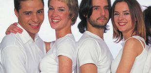 Post de Así están los actores de 'Compañeros' (Antena 3) 17 años después de la serie